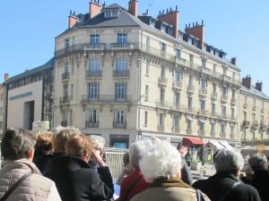 La place Grangier au XXe siècle